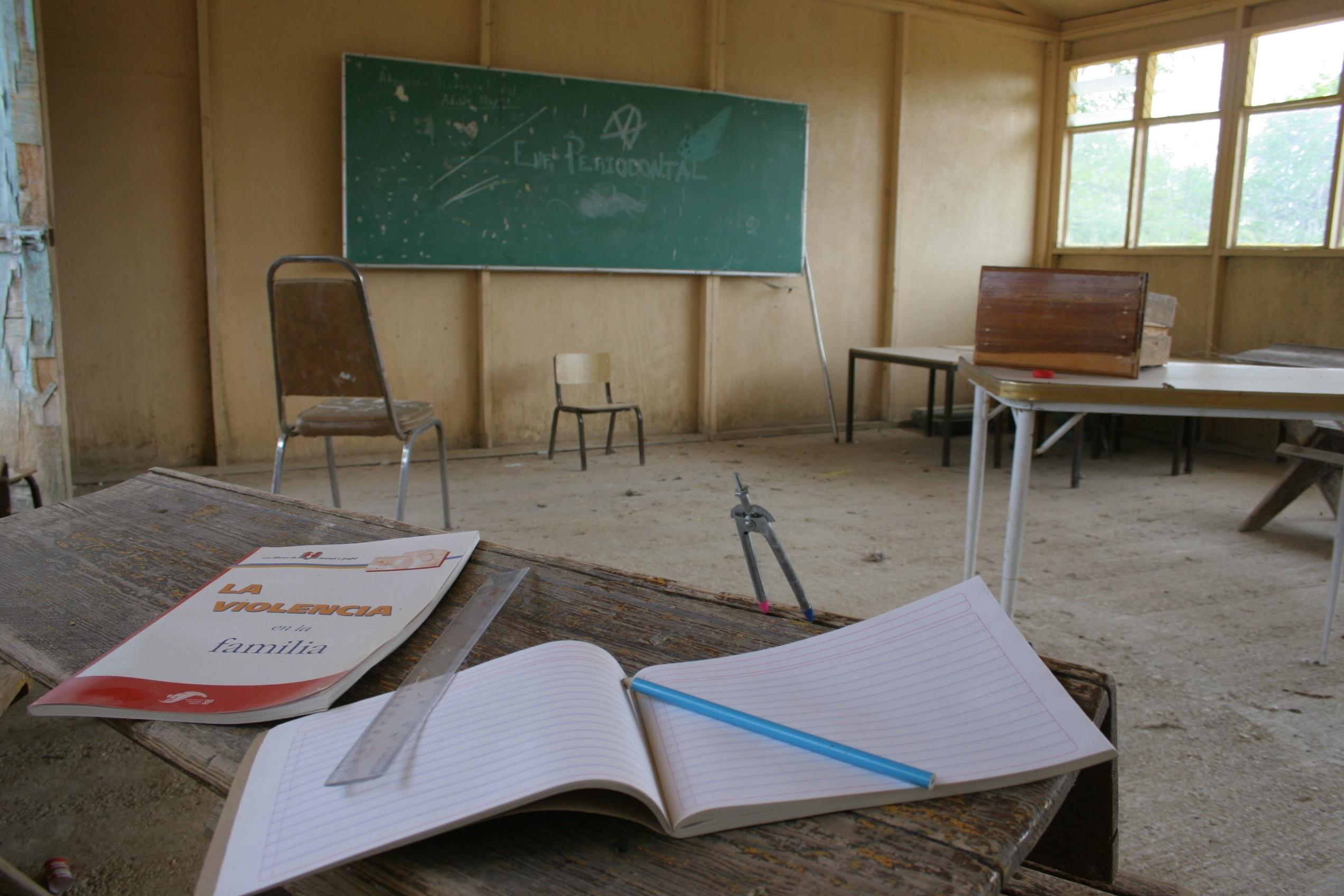 problemas educativos en mexico