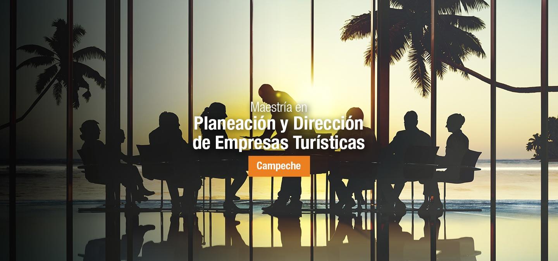 Maestría en Planeación y Dirección de Empresas Turísticas_Campeche_banner preview